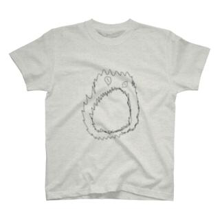 ぼくはおこってるんだ T-shirts