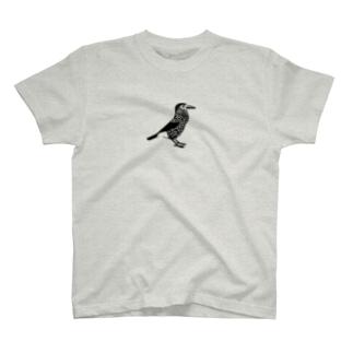 詰め込みすぎたホシガラス T-shirts