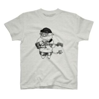 焔'HOMURA'猫 T-shirts