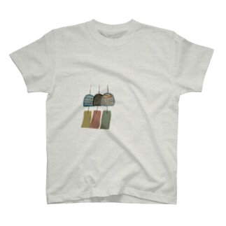 夏の思ひ出 風鈴 T-shirts