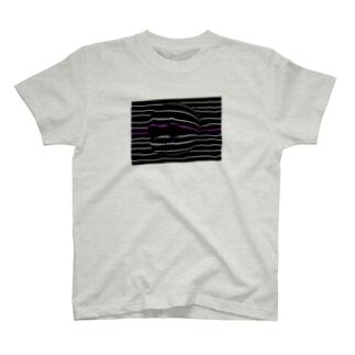 anonchan wave T-shirt Tシャツ