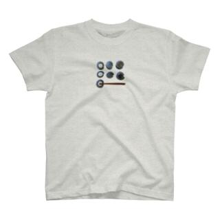 箸置き皿 T-shirts