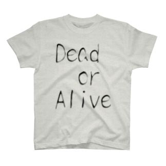 Dead or Alive T-shirts