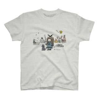 呪文を忘れた魔法使い T-shirts