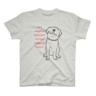 ラブラドールレトリーバー T-Shirt