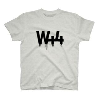 W44(BlackBase) T-shirts