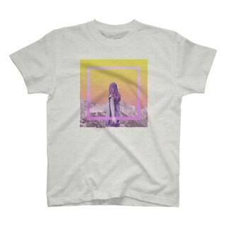 行き先 T-shirts