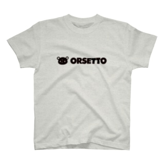 Orsetto 横 T-shirts