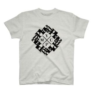 play'd BLACK T-shirts