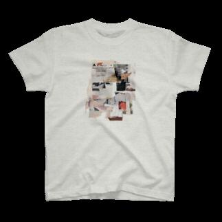 Gotandaのもぬけの殻 T-shirts
