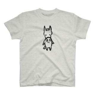 オグサン当歳 T-shirts