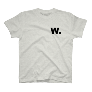 FREAKY_WARDROBE_COFFEEのだぼりゅー Tシャツ