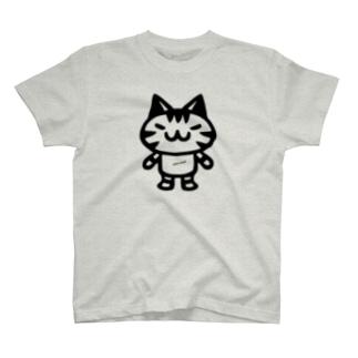 ボンsimple B T-shirts