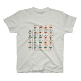 頭皮のあれ T-shirts