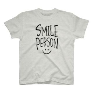 Smile Person / あのひと T-shirts
