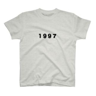 1997年生まれさん T-shirts