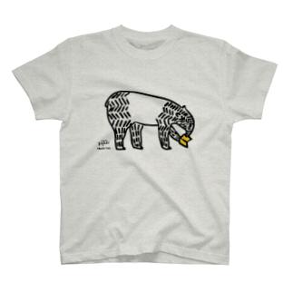 本好きバク T-shirts