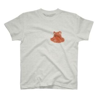 メンダコがこちらを見ている T-shirts