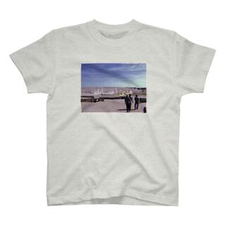 アラビア語でchill outフォト T-shirts