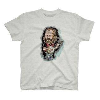 バンジョー T-shirts