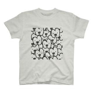 よしひでさんいっぱい T-shirts