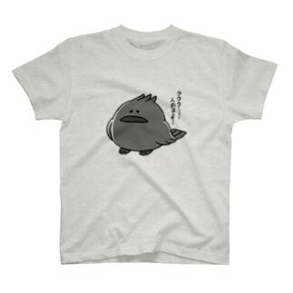 魔王カラス T-shirts