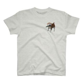 シバくん T-shirts