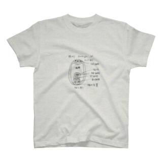 エンブリオサック T-shirts