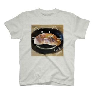 ネコさんパン T-shirts