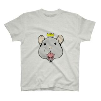 冠ラット3 T-shirts