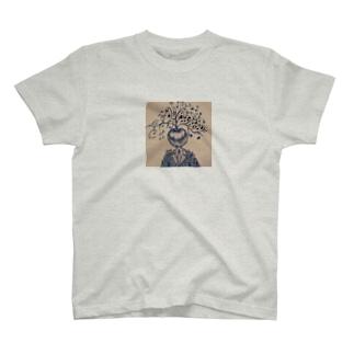 りんごさん T-shirts