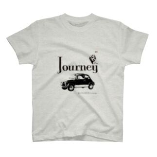 FIAT500 T-shirts