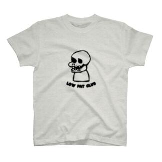 Low Fat Club T-shirts