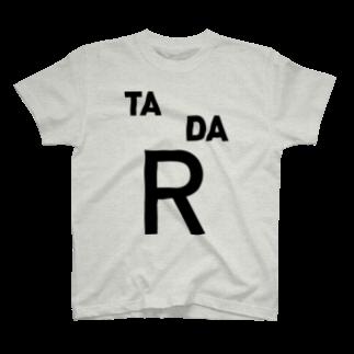metao dzn【メタをデザイン】のただ在る T-shirts