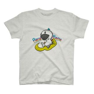 パクツクさん、カラー。 T-shirts