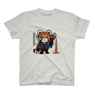 YSパンダ・サイボーグ T-shirts