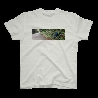 おおやようこのRoadbike&Yoga@伊豆大島 T-shirts