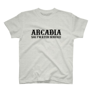 ARCADIA SALTWATER SERVICE BLACK#1 T-shirts