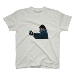 孤独の兵士I Tシャツ