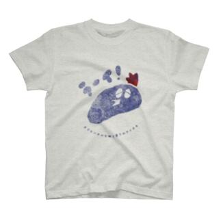 オリエンタルな味と香りのライチキ T-shirts