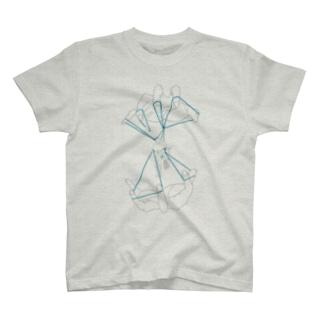 KINBAKU3 T-shirts
