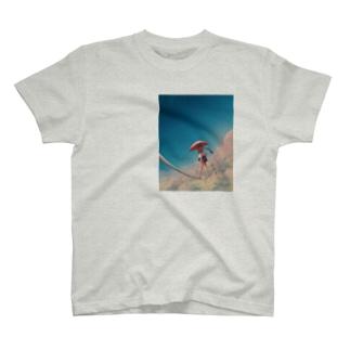 サヨナラが聞こえる T-shirts
