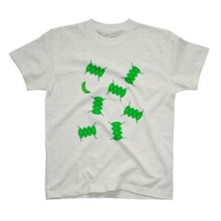 イカダモダモノ T-shirts