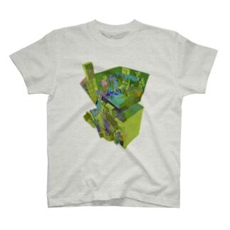 朝支度 T-shirts