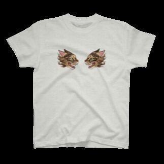 995(キュウキュウゴ)のスカジャン風おもち T-shirts