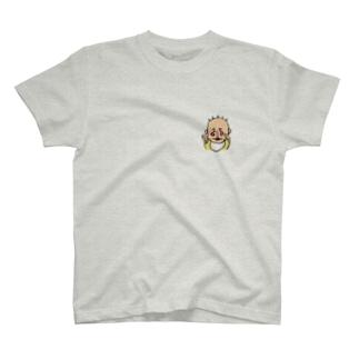 まほたん ver. 構えよ T-shirts