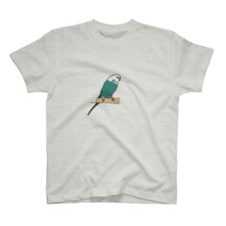 セキセイインコ T-shirts