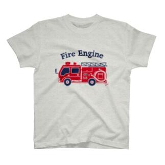Fire Engine T-shirts