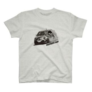アバルトさん T-shirts