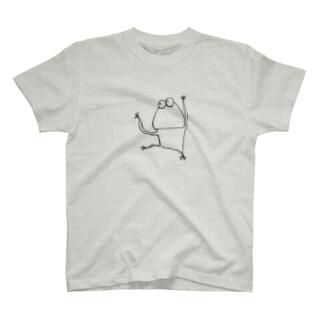 かえるくん T-shirts